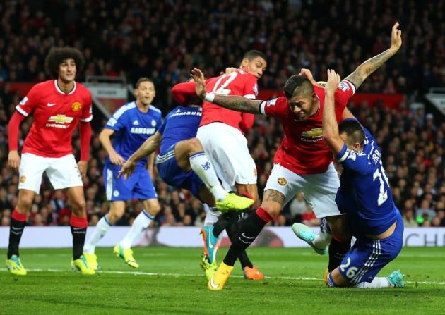 Chelsea fouls