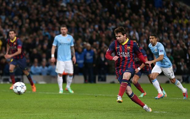 Penalty Messi