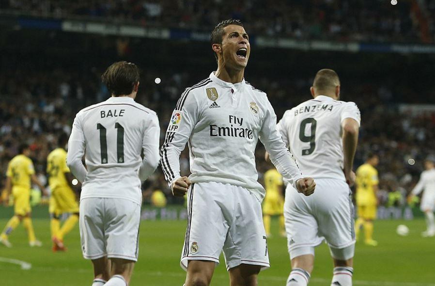 Ronlado, Bale Benzema