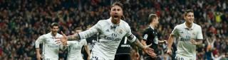Ramos celebration